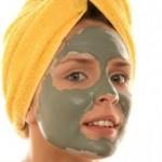косметическая зеленая глина