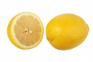 домашнее осветление волос лимоном