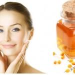 Облепиховое масло для кожи лица и тела