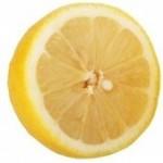 Лимонный сок и масло для лица