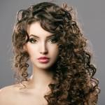 Шампунь и средства для укладки вьющихся волос